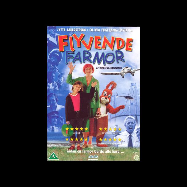 FLYVENDE FARMOR DVD