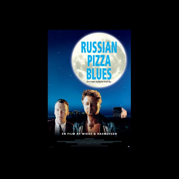Russian Pizza Blues plakat 2020
