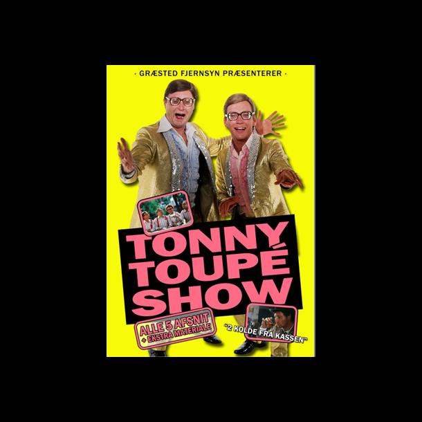 TONNY TOUPÉ SHOW 1-5