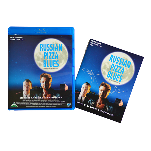 Russian Pizza Blues re-mastered Blu-Ray