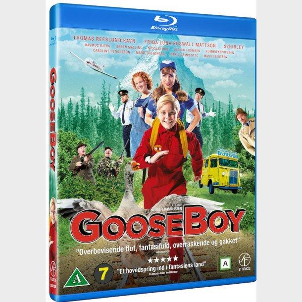 GOOSEBOY BLU-RAY